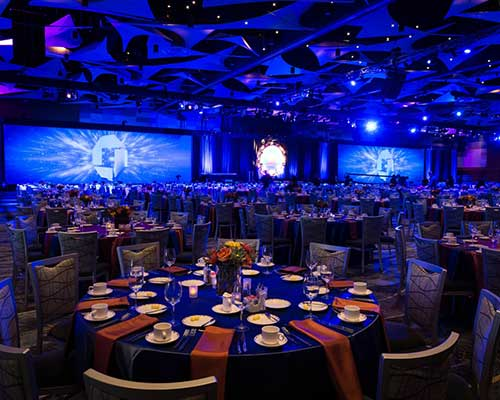 Chase Bank corporate event in Huntington, NY.
